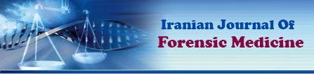 Iranian Journal of Forensic Medicine